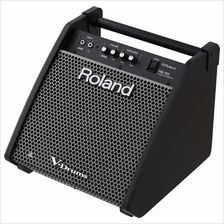ROLAND PM-100 (80W, 1x10) Personal Drum Monitor Amplifier (FREE Cable