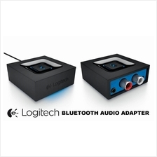 Logitech Audio Adapter for Bluetooth Streaming (Black)