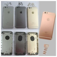 IPhone 4 4S 5 5S 6 6S Plus Housing Back Cover Glass Replacement