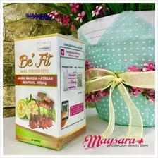 Be Fit (Be' Fit) Supplement for Slimming with KKM number (Free Pos SM)