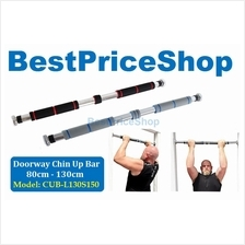 80130cm pull up chin up door gym bardoorway arm workout muscle