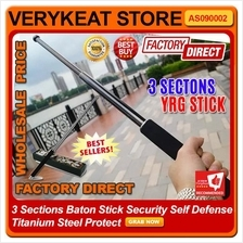 Hot Selling Donnie Yen YRG Baton Stick Security Self Defense Protect