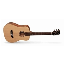 CORT AD Mini - 3/4 Sized Acoustic Guitar (FREE Bag, Tuner & Strap)