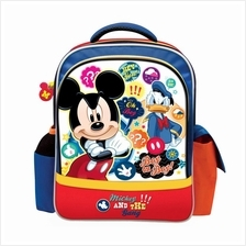 DISNEY MICKEY MOUSE BOY OH BOY PRE SCHOOL BAG