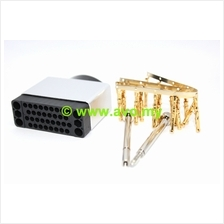 AVOMARINE V.35 Connector With Pins | Per Pack Price (2pcs)