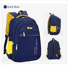 MC210 - Quality Student Backpack / Kids Cool School Bag