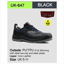 Hercules Safety Shoes Cow Leather ESD Shoes Boot Shoes UK-647