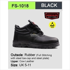 Hercules Safety Shoes Cow Leather ESD Shoes Boot Shoes SKU-1018
