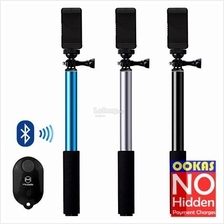 Mcdodo Aluminum Wireless Bluetooth Self Stick Monopod Selfie Camera