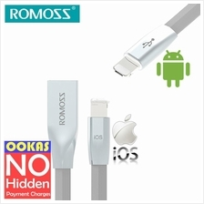 Romoss RoLink Hybrid Cable 2-In-1 Android Micro USB & Lightning Apple