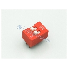 DIP slide switch (2P, 2 PCS)