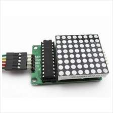 Dot matrix module (8x8, MAX7219)