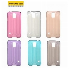 Galaxy S5 Baseus Line Style Series Flexible Hard Back Case Cover
