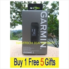 ~★Navitech★ New Original GARMIN Vivosmart 3 HR / HR+