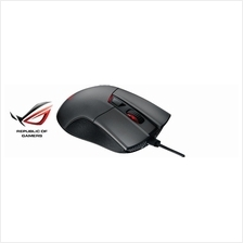 Asus ROG Gladius Gaming Mouse+Asus Strix Glide Control Mouse Pad