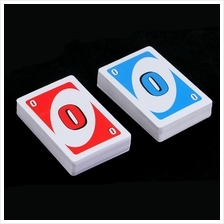 Family Funny Entertainment Board Game UNO Fun Poker Playing Cards Puzz..
