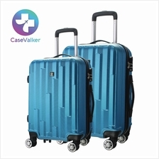 Case Valker TETRIS Premium Luggage Bag ABS Hard Case Bag 20'/ 24' inch