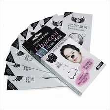 Charcoal Nose Pack - Blackhead Remover Strips (10pcs)