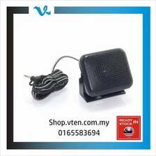 External Speaker 3.5mm For Car Radio Yaesu QYT TYT Mobile Computer