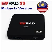 Malaysia set Evpad 2S Quad Core Android Smart TV box IPTV