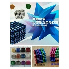 Magnet Balls Buckyballs Neocube Educational Toy 5mm 216pcs