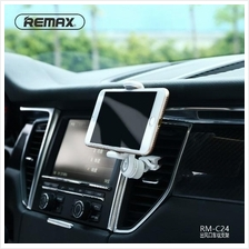 REMAX C24 Universal Air Vent Car Mount Stand 360 Rotation PHONE Holder