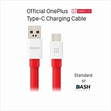 Official OnePlus 2 3 3T  & 5 Dash / Standard Type-C Charging Data Charge Cable