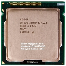 Intel Xeon Processor E3 1220 On Any 1155 Motherboard Same as i5 2400