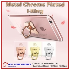 Metal Chrome Plated i-Ring iPhone Xiaomi Huawei i Ring 360 Stand