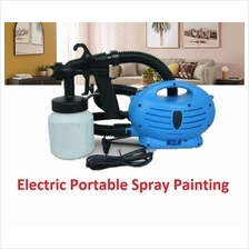 ORIGINAL DIY Paint Zoom Electric 3 Way Spray Gun System Paint Sprayer