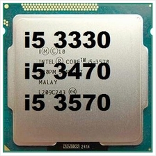 Intel Core i5 3330 3470 3570 Socket 1155 Processor CPU