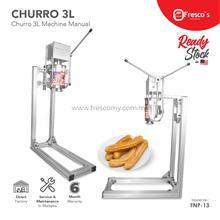 Churro Maker Machine 3 Litre