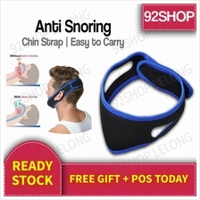 BUY 1 FREE 3 ! Stop Snoring Anti Snore Chin Strap SLEEP BETTER