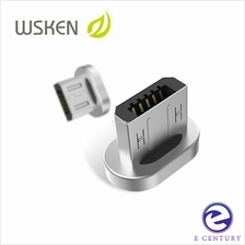 WSKEN Mini2 Magnetic Apple iPhone / Android Micro USB Connector
