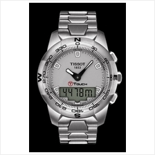 Tissot touch ii stainless steel t047 420 price in Malaysia