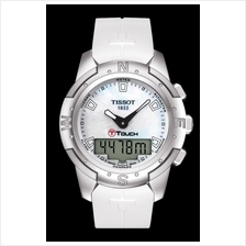 TISSOT T047.220.47.111.00 T-TOUCH II Lady white mother-of-pearl index