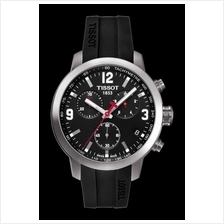 TISSOT T055.417.17.057.00 PRC200 black index arabic