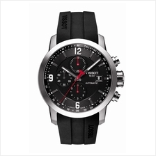 TISSOT T055.427.17.057.00 PRC200 Automatic Chrono black index arabic