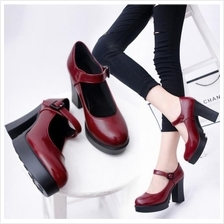 MT015771 Women 's Pointed High-heels Shoes