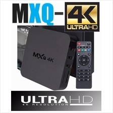 MXQ-4K Android 7.1 TVbox TV Box + 2000 Preinstall FREE CHANNEL