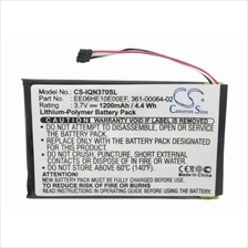 Replacement Battery for Garmin Nuvi 3790, 3790v, 3760, 3760T, 3700