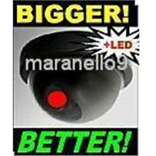 BIGGER & BETTER.Dome Security Camera.Realistic Looking CCTV.Must Have