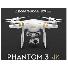 DJI Phantom 3 4K Version Quadcopter Helicopter RC Drone ( Ready stock)