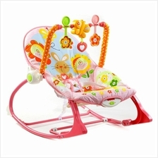 iBaby Infant-to-Toddler Rocker (Pink)