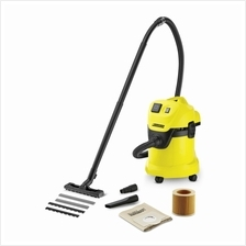 Karcher WD3 Vacuum Cleaner (Wet  & Dry)