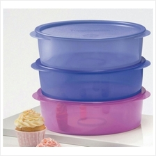 Tupperware Spring Garden One Touch Server (3) 2.0L