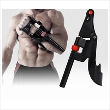 Adjustable Forearm Trainer Wrist Exerciser Body Building Wrist Arm