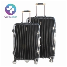 Case Valker CEO Zipper-Less Alu-Frame Luggage Bag PC+ABS Case 20'/24'