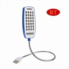 Flexible Bright Cute Mini 28 LED USB Light Computer Lamp Reading Lamp