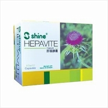 Shine Hepavite Forte 100 capsules (For Healthy Liver)